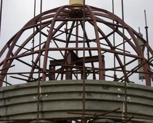哈尔滨GRC穹顶