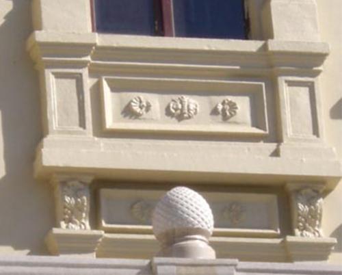 哈尔滨GRC外墙装饰板