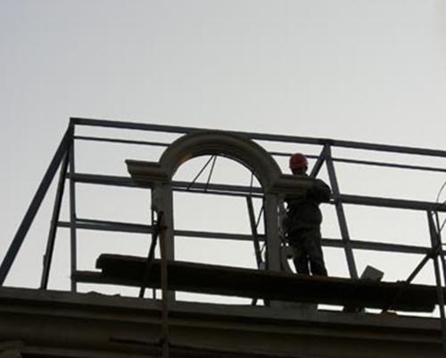 黑龙江GRC门窗套厂家